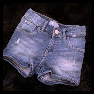 Girls GAP Skinny Fit Shorts